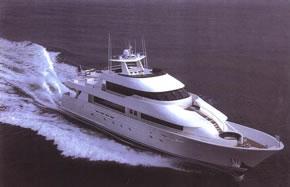 Garden yacht