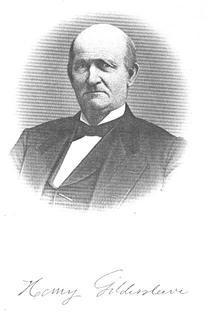 Henry Gildersleeve