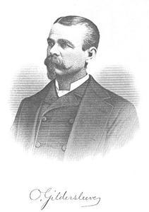 Oliver Gildersleeve