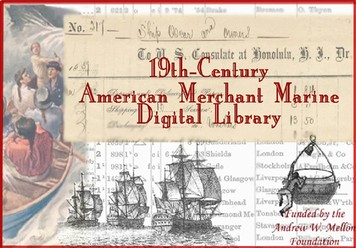 19th Century American Merchant Marine Digital Library