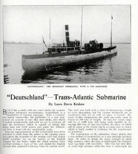 Deutschland Motorboat
